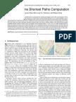 Towards Online Shortest Paths Computation (3)