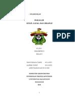 SWAMEDIKASI (Kulit, Gatal Dan Jerwat)