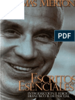MERTON, Thomas, Escritos Esenciales - 2006