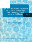 Age determination of sea turtle.pdf