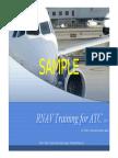 RNAV Training for ATC - Japan