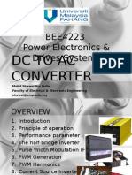 Power Electronics Slides and Notes DC Converters