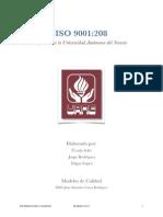 UANE ISO 9001:2008 PDF