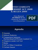 LLP Act2008