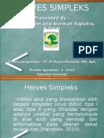 HERPES SIMPLEK FT.1.ppt