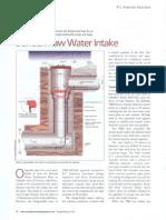 Burloak Raw Water Intake
