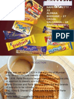Parle marketing strategy