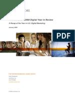 Digital Year in Review - 2008