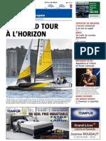 Tour France à La voile Brest