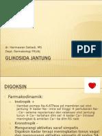 Glikosida Jantung
