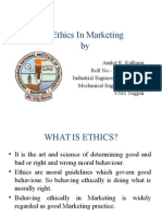 ethics in marketing_aniket kulkarni.pptx