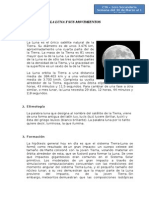 La Luna y Sus Movimientos