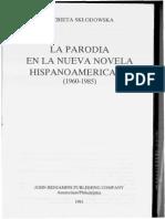 Elzbieta Sklodowska - La parodia en la nueva novela hispanoamericana (1960-1985)