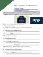 France Info -  Pourquoi y a-t-il, à Paris, une rue Monsieur, une rue Madame et une rue Mademoiselle?
