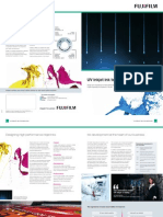 Fujifilm UV Inkjet Ink Technology Brochure