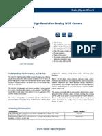 V662 D 1 BoxCamera Datasheet