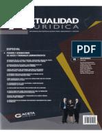 LA DISOLUCION DE LA SOCIEDAD POR SUPUESTO VENCIMIENTO DEL PLAZO DE DURACION, DANIEL ECHAIZ MORENO.pdf