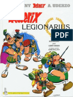 10- Asterix the Legionary LATIN