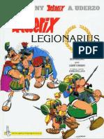 10- Asterix the Legionary LATIN