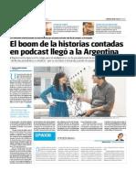 El boom de las historias contadas por podcast llegó a la Argentina 2