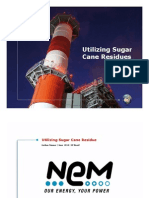 Utilizing Sugar Cane Residues