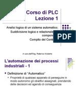Corso Di PLC - Prima Lezione