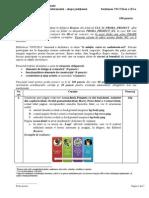 2014 OTI Et Jud Clasa 11 Proba Proiect - Subiect