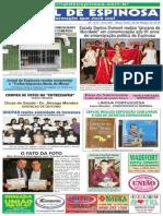 Jornal Espinosa Impresso Março 2015