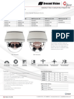 Surroundvideo Specifications Sheet