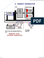 Bedini Free Energy Generator