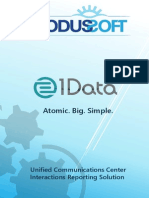 1data brochure 2015