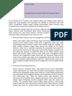 TULISAN 2 - SEJAUHMANA PENGARUH BAHASA PERGAULAN DALAM PERKEMBANGAN BAHASA INDONESIA (CONTOH KASUS)