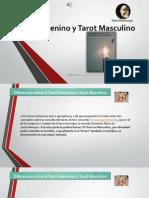 Diferencias entre el Tarot Femenino y Tarot Masculino