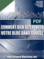 Comment bien référencer votre blog dans Google