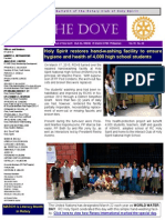 RC Holy Spirit E-bulletin WB VII No. 31 March 24, 2015