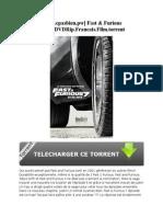 [Www.cpasbien.pw] Fast & Furious 7.2015.DVDRip.francais.film.Torrent