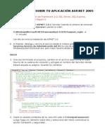 Manual Para Subir Tu Aplicación ASP