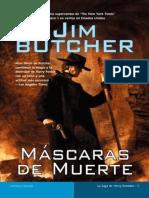 05-Mascaras de Muerte - Jim Butcher