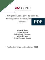 75119038 Investigacion de Mercado REFRUTATE