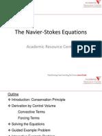 Navier Stokes