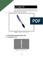 3E-Pemodelan Objek Pena Cantik 3D.pdf