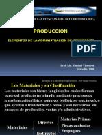 Inventarios produccion