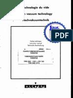 Alcatel 5081 510 CFV100 Instruction Manual