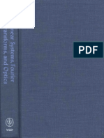 Goodman Introduction To Fourier Optics Pdf