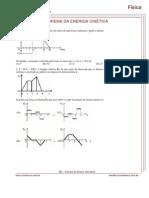 Trabalho e Teorema Da Energia Cinética