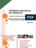 Gladyz Marquez - Participacion Ciudadana en El Sector Minero
