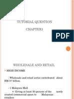 Tutorial Malaysian Economy (Chapter1)