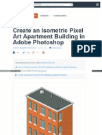 Create an Isometric Pixel Art