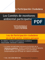 Labor - Comités de Monitoreo