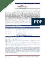Synergy2014 Agenda